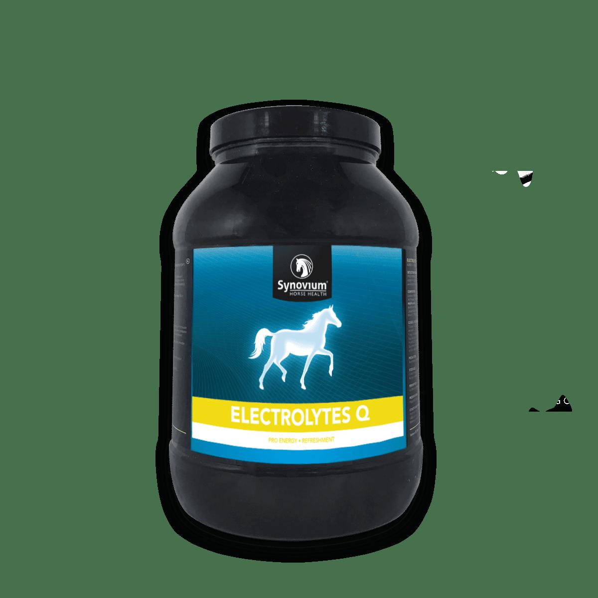 Electrolytes for horses, Synovium electrolytes Q